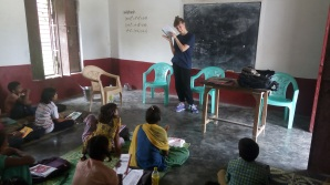 Activities in Rural School 2
